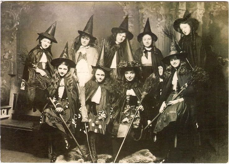 Witches…