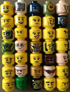 Lego learning.