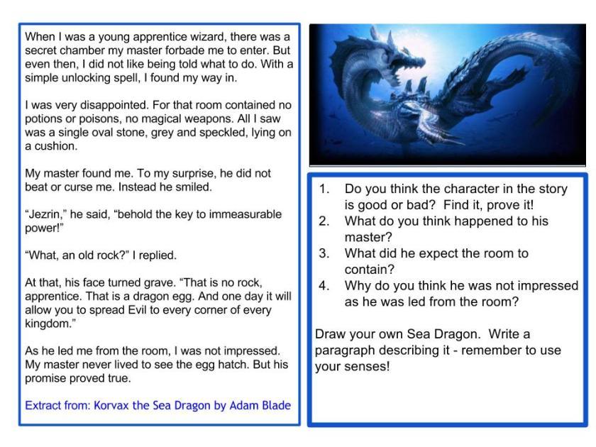 Sea Dragon extract Y2